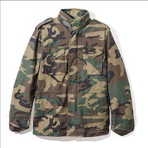 Anti Social Social Club Jackets & Coats - 🖤 Anti Social Social Club Defenders Camo Jacket